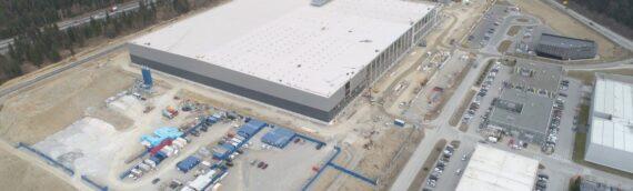 Lidl – Centralno skladište u Sloveniji