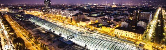 Centralna željeznička stanica Porta Susa