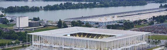 Stadion Bordeaux